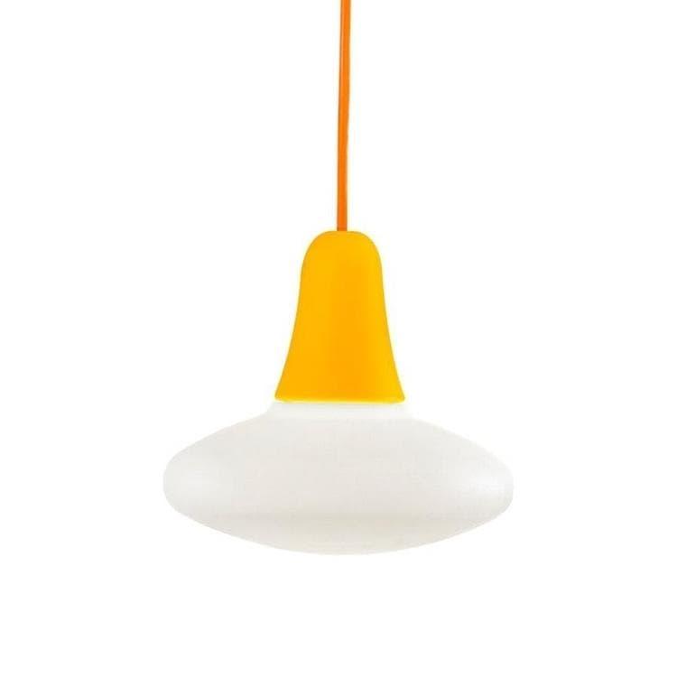 CIULIFRULI jaune blanc Suspension d'extérieur H12,5cm