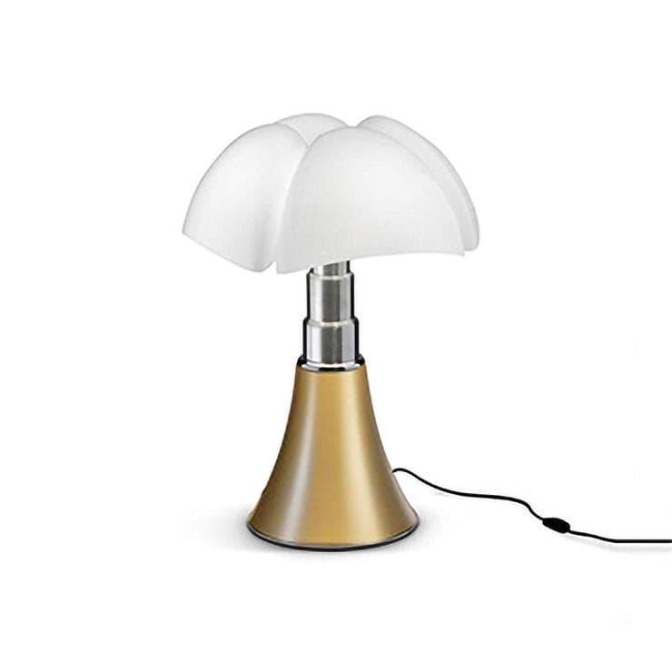 MINI PIPISTRELLO Laiton Lampe à poser LED H35cm