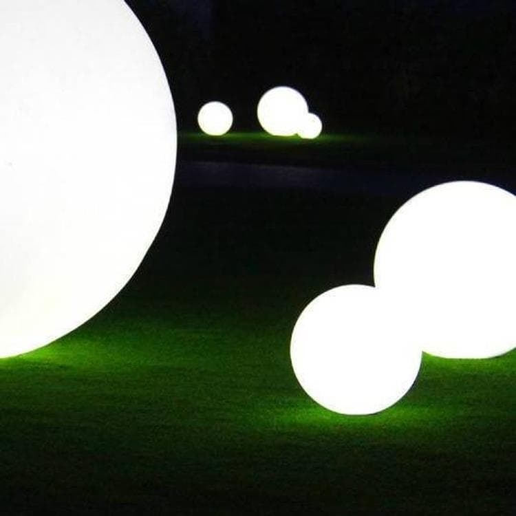 GLOBO OUT Blanc Lampe d'extérieur Ø30cm
