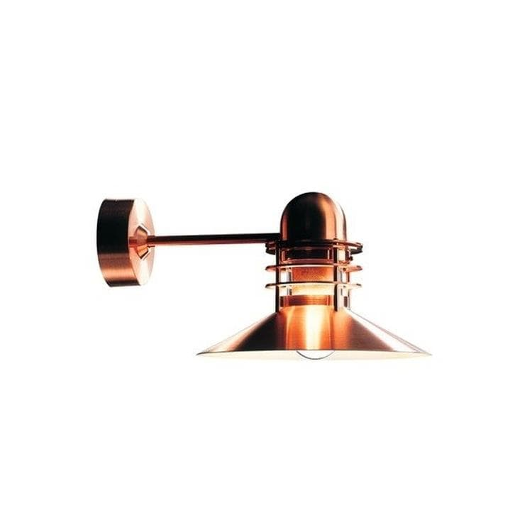 NYHAVN Cuivre Applique d'extérieur Métal L44,5cm