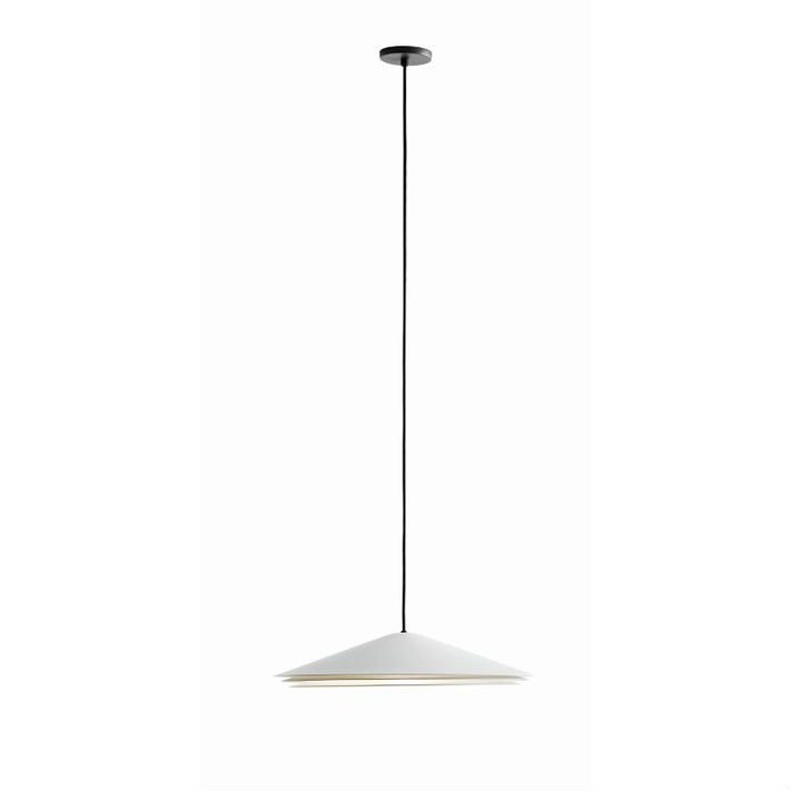 COLETTE Blanc Suspension LED Métal Ø40cm