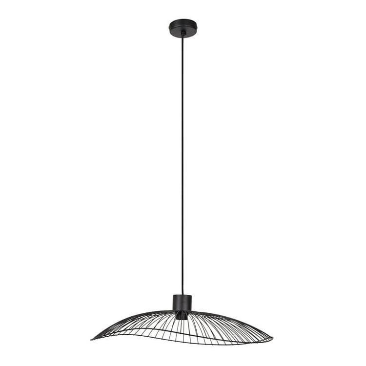 COLIBRI S Noir Suspension Métal Filaire Ø56cm
